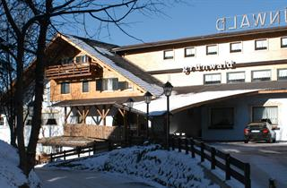 Italy, Val di Fiemme - Obereggen, Cavalese, Hotel Grunwald