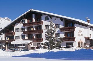 Austria, Arlberg, Lech am Arlberg, Hotel Bergheim