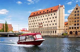 Poland, Gdansk, Qubus Hotel Gdańsk