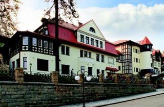 Poland, Zieleniec, Polanica-Zdrój, Hotel Bukowy Park