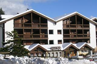 Italy, Val di Fiemme - Obereggen, Cavalese, Aparthotel Des Alpes