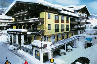 Austria, Saalbach Hinterglemm Leogang, Saalbach, Hotel Panther