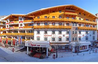 Austria, Saalbach Hinterglemm Leogang, Saalbach, Alpenhotel Saalbach