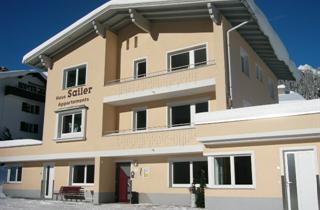 Austria, Arlberg, St. Anton am Arlberg, Apartments Sailer