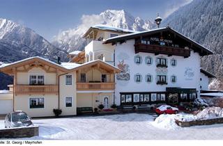 Austria, Zillertal, Mayrhofen, Hotel St. Georg