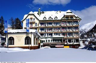 Switzerland, Davos - Klosters, Davos, Hotel Montana