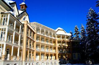 Switzerland, Davos - Klosters, Davos, Hotel Joseph's house