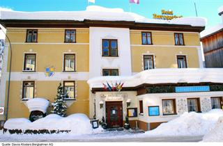 Switzerland, Davos - Klosters, Davos, Hotel Davoserhof