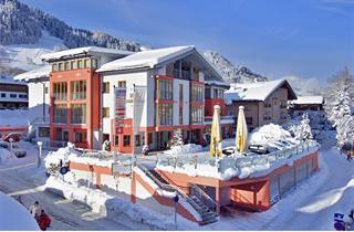 Austria, Kitzbuhel Alps, Kitzbühel, Hotel Schweizerhof