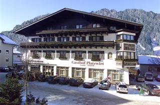 Austria, Rauristal, Rauris, Hotel Platzwirt