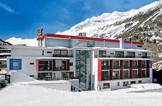 Austria, Oetztal - Soelden, Obergurgl, Hotel Josl