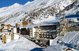 Austria, Oetztal - Soelden, Obergurgl, Hotel Lohmann