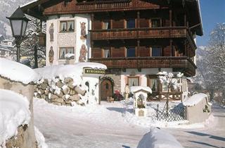 Austria, Zillertal, Hippach, Hotel Kirchbichlhof