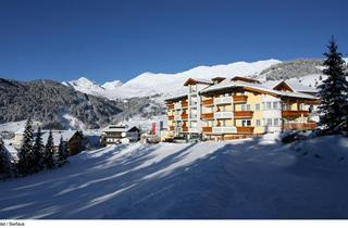 Austria, Serfaus-Fiss-Ladis, Serfaus, Hotel Castel