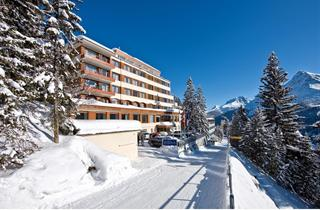Switzerland, Arosa - Lenzerheide, Arosa, Hotel Excelsior Arosa
