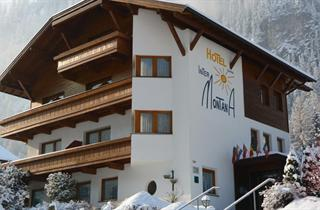 Austria, Pitztal, St. Leonhard im Pitztal, Hotel Intermontana