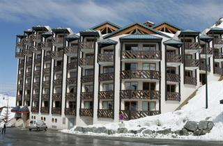 France, 3 Vallees, Val Thorens, Apartments Le Tikal