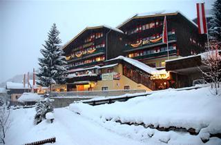 Austria, Saalbach Hinterglemm Leogang Fieberbrunn, Hinterglemm, Clubhotel Sonnalp