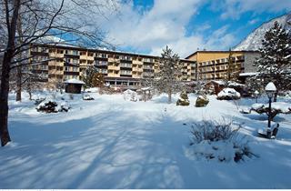 Austria, Gasteinertal, Bad Hofgastein, Hotel Johannesbad Palace