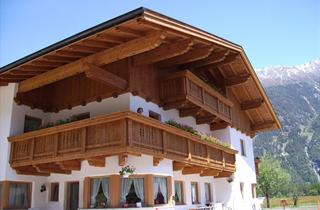 Austria, Soelden - Oetztal, Längenfeld, Apartamenty Holzknecht