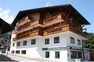 Austria, Zillertal, Fügen im Zillertal, Hotel Post