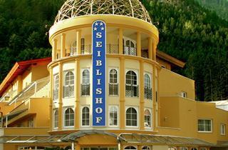 Austria, Ischgl, Hotel Seiblishof und Dependence