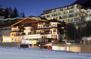 Austria, Ischgl, Hotel Fliana