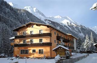 Austria, Moelltal, Mallnitz, Pension Hubertus