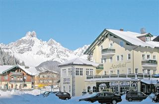 Austria, Salzburger Sportwelt, Filzmoos, Aparthotel Jagdhof