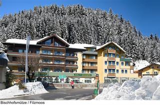 Austria, Salzburger Sportwelt, Filzmoos, Hotel Bischofsmütze