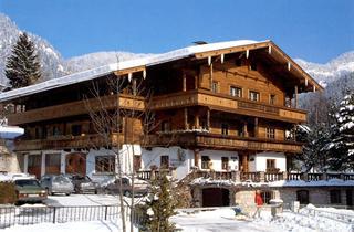 Austria, Alpbachtal, Alpbach, Guesthouse Gratlspitz