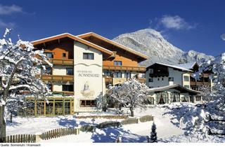 Austria, Ski Juwel Alpbachtal Wildschoenau, Kramsach, Sporthotel Sonnenuhr