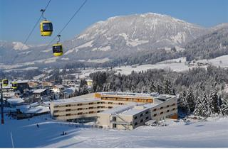 Austria, Saalbach Hinterglemm Leogang Fieberbrunn, Fieberbrunn, Austria Trend Alpine Resort Fieberbrunn