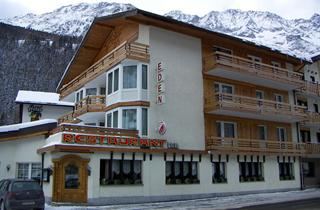 Switzerland, Saas Fee – Saastal, Saas Grund, Hotel Eden