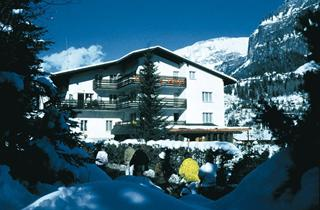 Switzerland, Flims Laax Falera, Flims, Hotel Surpunt