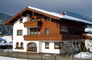 Austria, Salzburger Sportwelt, Flachau, Apartments Ursula