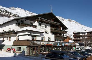 Austria, Oetztal - Soelden, Vent, Guesthouse Weisskugel