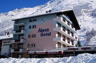 Switzerland, Zermatt, Täsch, Best Western Alpenhotel