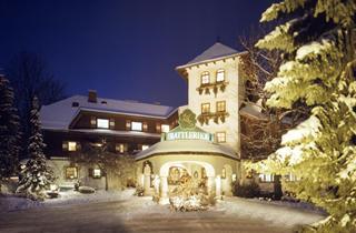 Austria, Bad Kleinkirchheim, Hotel Trattlerhof