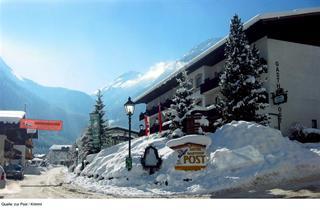 Austria, Zillertal, Unterkrimml, Hotel Zur Post