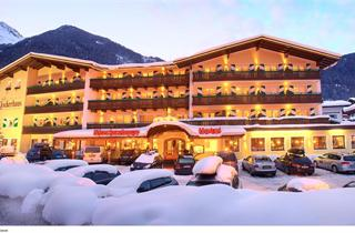 Austria, Zillertal, Unterkrimml, Nationalparkhotel Klockerhaus