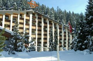 Switzerland, Flims Laax Falera, Laax, Hotel Rancho Laax