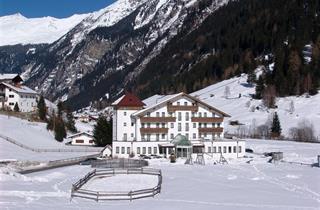 Austria, Kaunertal, Feichten im Kaunertal, Hotel Tia Monte