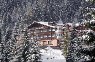 Italy, Val di Fassa - Carezza, Soraga di Fassa, Hotel Des Alpes