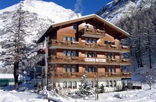 Switzerland, Saas Fee – Saastal, Saas Almagell, Hotel Sport