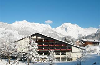 Switzerland, Oberes Toggenburg, Unterwasser, Hotel Säntis