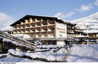 Austria, Kitzbuhel Alps, Mittersill, Sporthotel Kogler