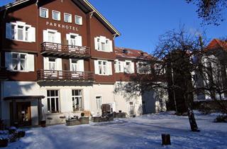 Switzerland, Pizol, Bad Ragaz, Parkhotel