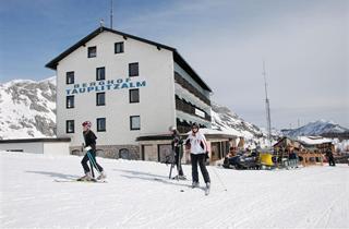 Austria, Ausseerland-Salzkammergut, Tauplitz, Hotel Berghof Tauplitzalm