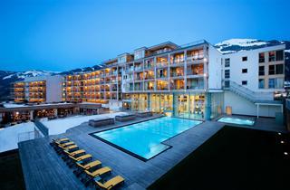 Austria, Kitzbuhel Alps, Jochberg, Kempinski Hotel Das Tirol